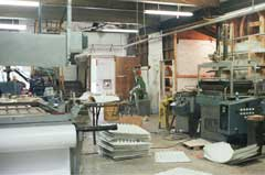 Image: the Old Power House at Shepperton Studios during Andrew's time there